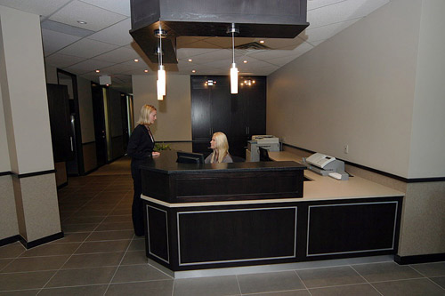 office space with receptionist in ottawa